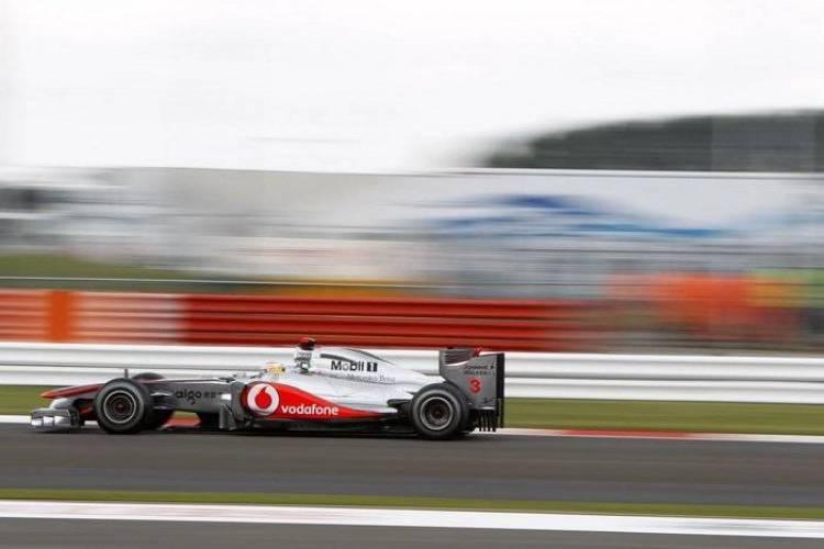 Lewis Hamilton (McLaren) - GP de Gran Bretaña 2011
