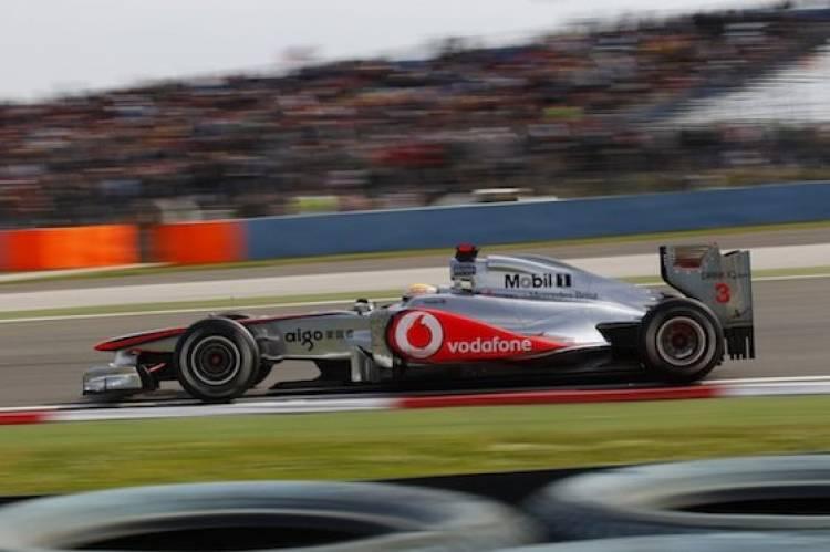 Lewis Hamilton (McLaren) - GP de Turquía 2011