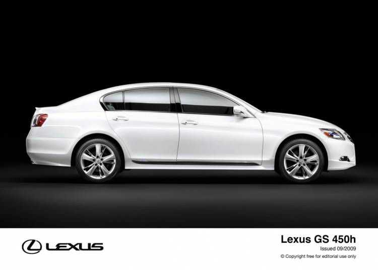 Lexus GS 450h 2010