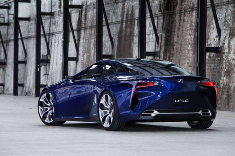 Lexus LF-LC: en Lexus están dispuestos a llevarlo a producción