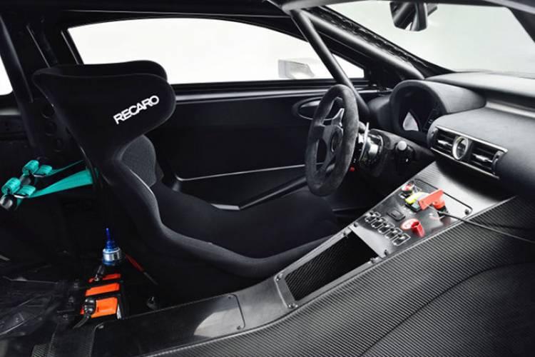Lexus RC F GT3 Racing Concept: así es la versión de carreras del Lexus RC