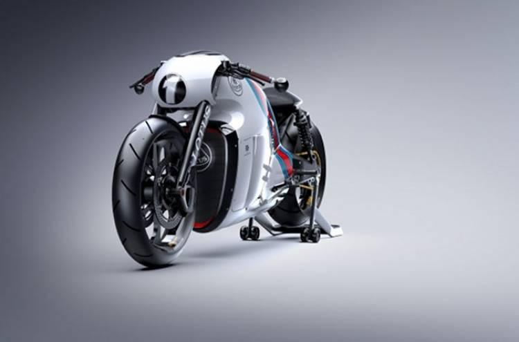 Lotus C-01, la primera moto de Lotus Motorcycle ya es una realidad