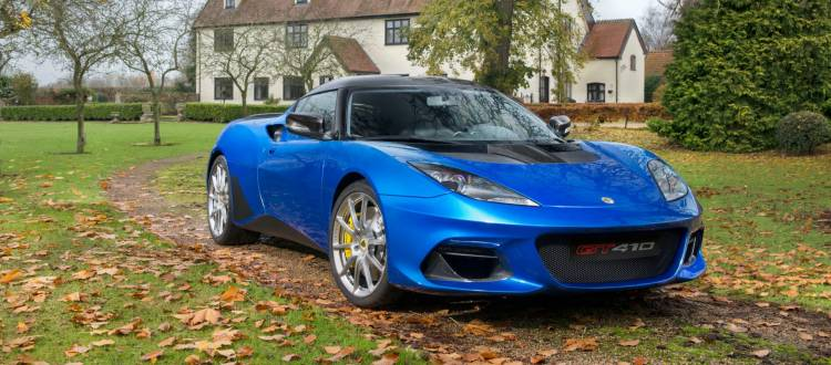 Lotus Evora GT410 Sport January 2018 (1) portada
