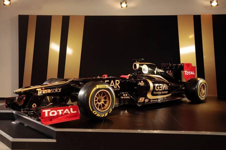 Lotus E20 F1 (2012)