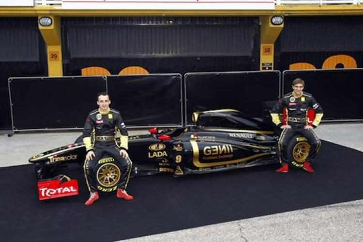 Lotus Renault R31 (2011)