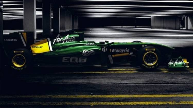 Team Lotus T128 (2011)