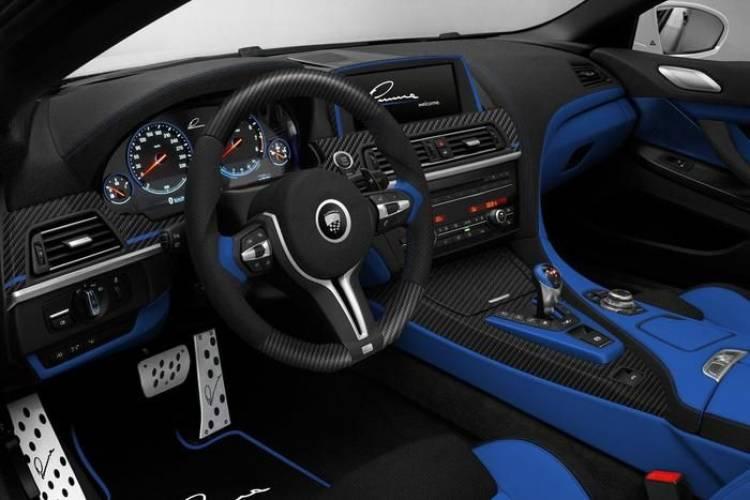 Lumma Design CLR 6 M, el nuevo BMW M6 se pone agresivo