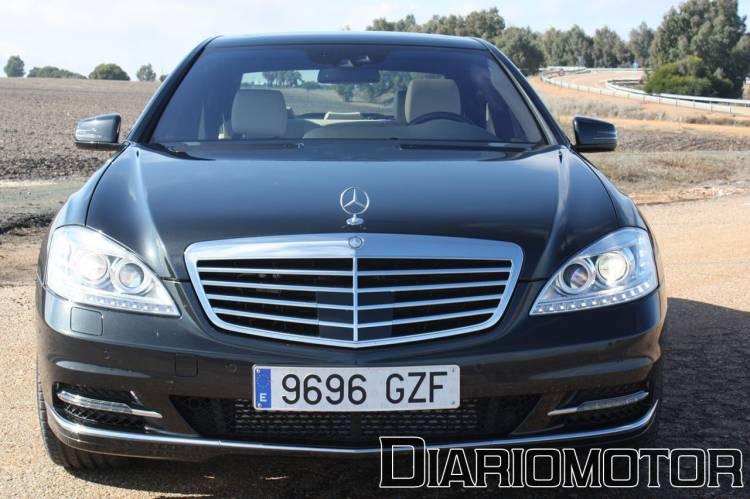 Mercedes S 350 CDI BlueTEC, toma de contacto