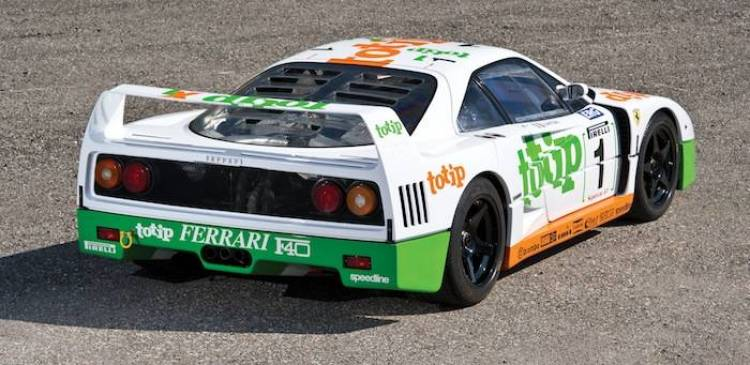 Ferrari F40 Prototype/GT