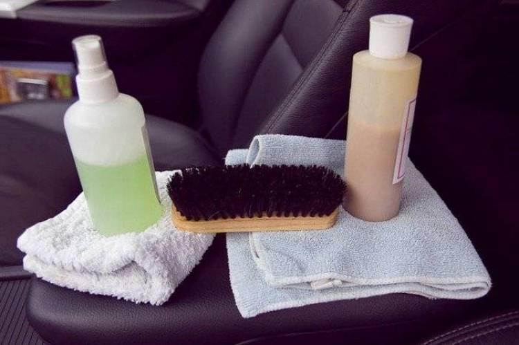 Limpieza e hidratación del cuero