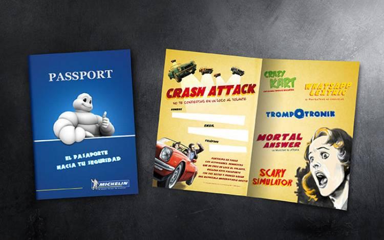 Crash Attack Michelin