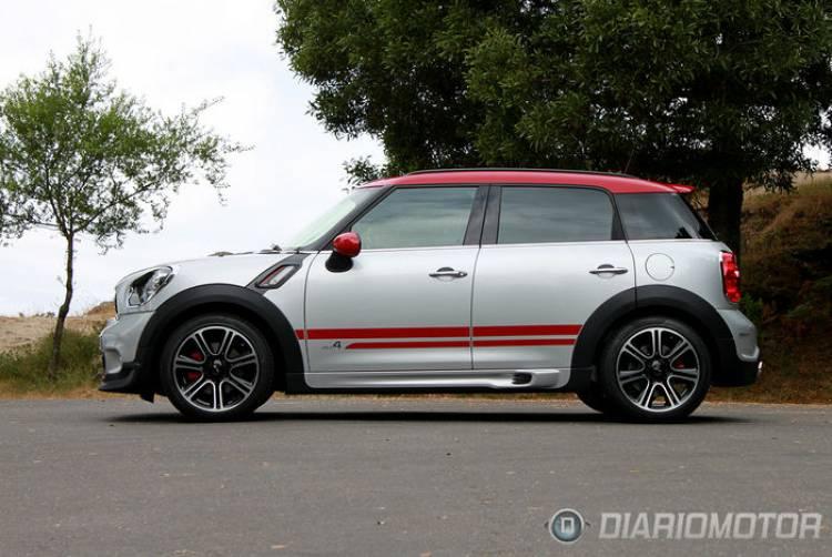El nuevo Mini podría dejarnos con un modelo más grande que el actual Countryman