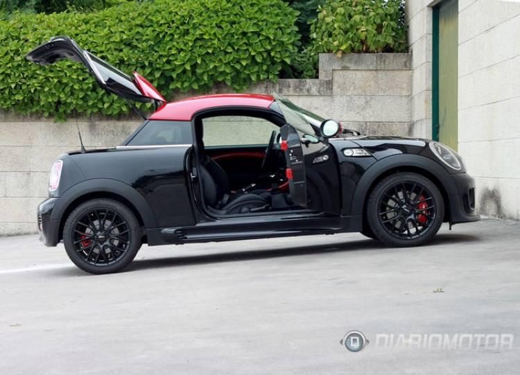 MINI JCW Coupe