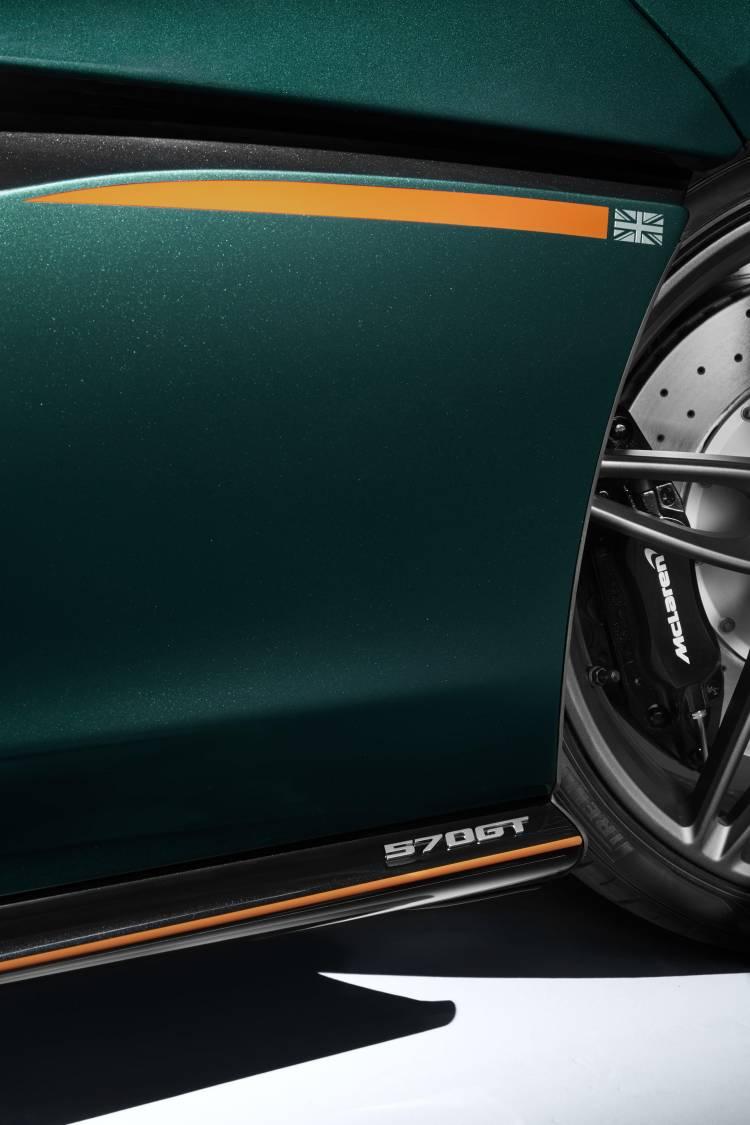 MSO McLaren 570GT in XP Green 3