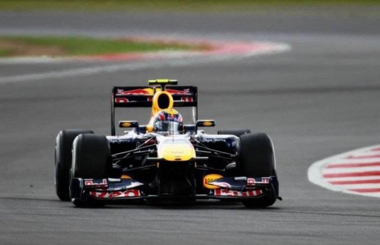 Mark Webber (Red Bull), pole en el GP de Gran Bretaña 2011