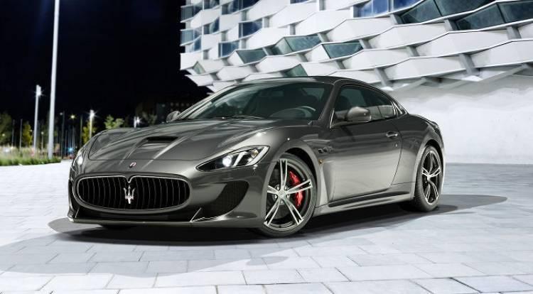 El Maserati GranTurismo tendrá sustituto en 2015