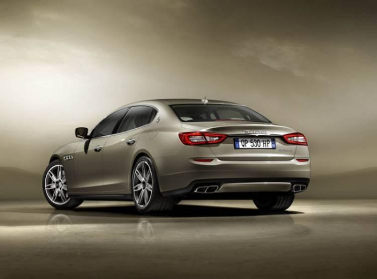 Maserati Ghibli: más detalles de la próxima berlina de Maserati