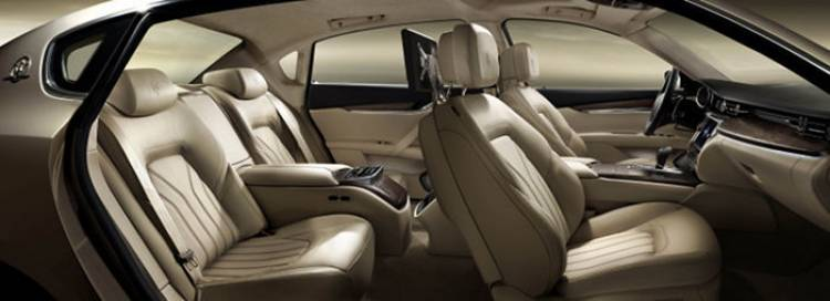 Maserati Quattroporte, todos los detalles