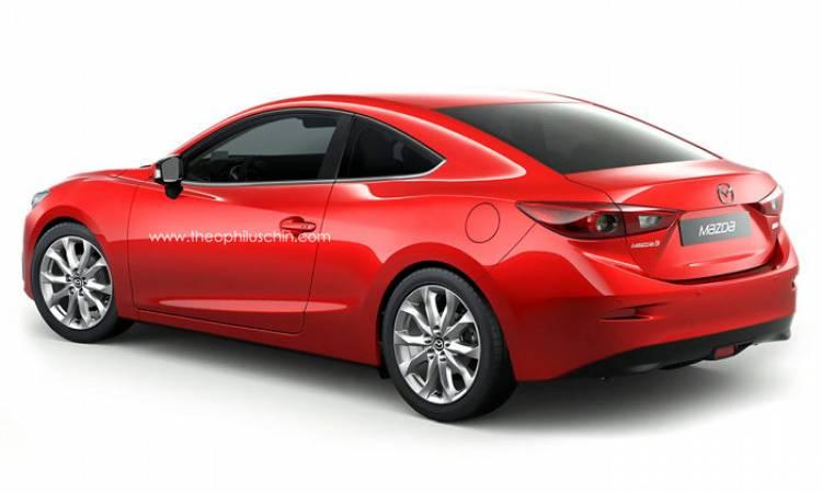¿Y si Mazda apostara por un Mazda 3 Coupé?