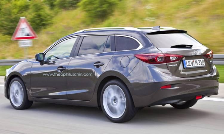Mazda 3: ¿y si hubiera una versión familiar?