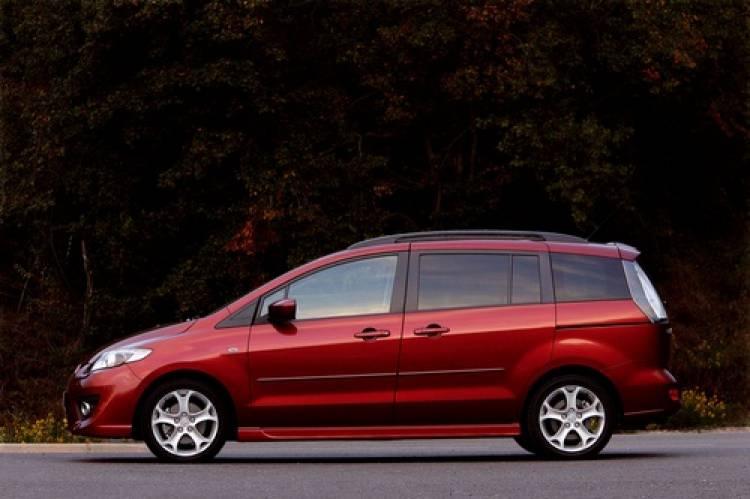 Mazda 5 (2008)