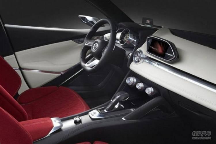 Mazda Hazumi concept