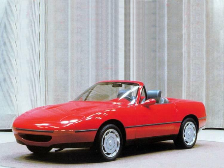 Historia del Mazda MX-5