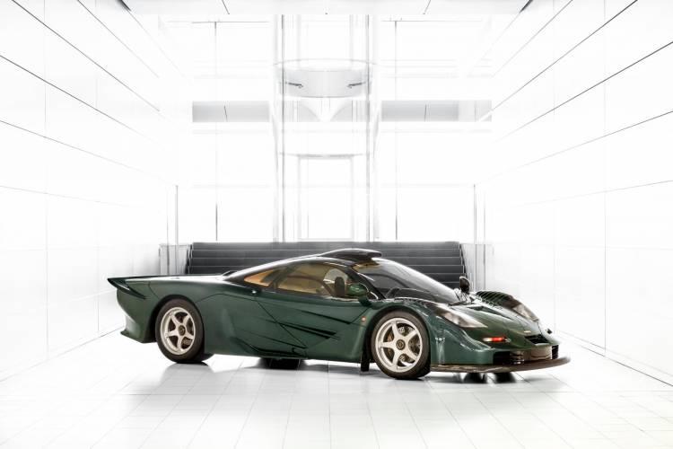 McLaren F1 XP GT in XP Green_1997