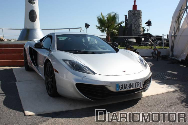 Pagani Huayra y McLaren MP4-12C, dos joyas juntas en Marbella