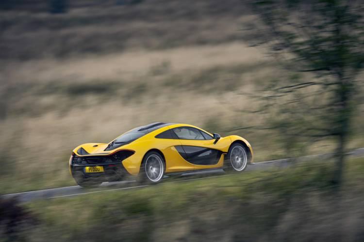 McLaren P1 5th Anniversary_418