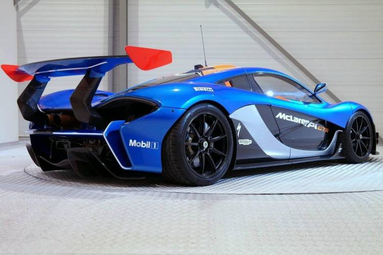 McLaren P1 GTR by Lanzante Motorsport_trescuartos