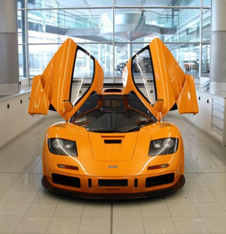 McLaren F1 LM: el McLaren P1 no estará solo en Ginebra