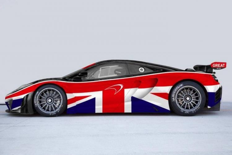 McLaren MP4-12C GT3 GREAT (Goodwood 2012)