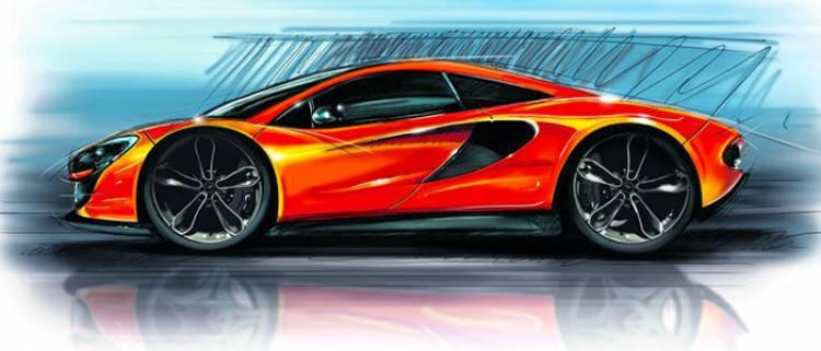 McLaren P13: llegará el próximo año con 500 caballos