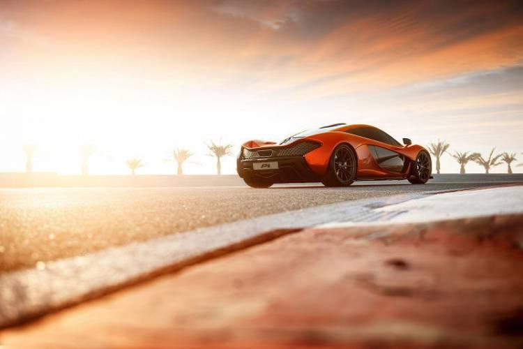 ¿Más fibra de carbono como opción para el McLaren P1?