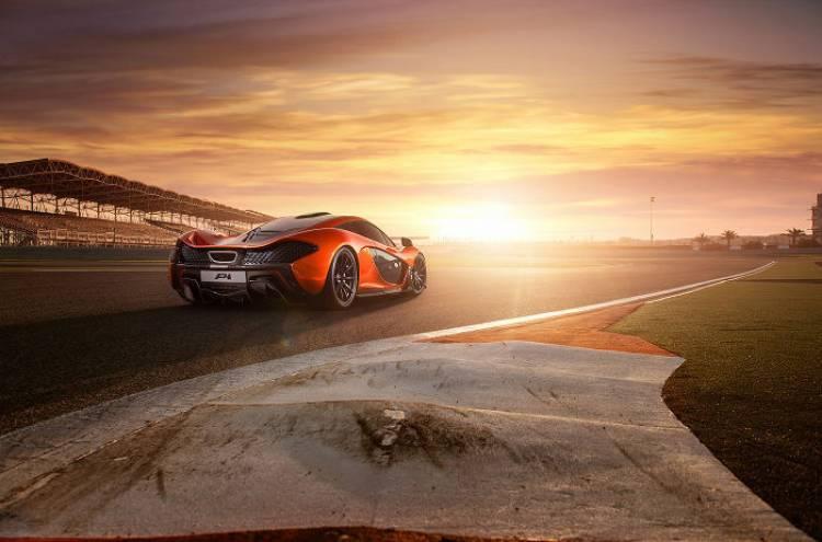 ¿06:33.26? el McLaren P1 podría haber arrasado ya en Nürburgring