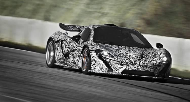 McLaren P15: ¿otro superdeportivo de los de Woking en camino?