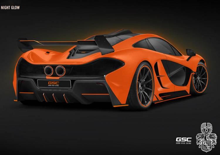 1.000 caballos para el McLaren P1 de la mano de German Special Customs