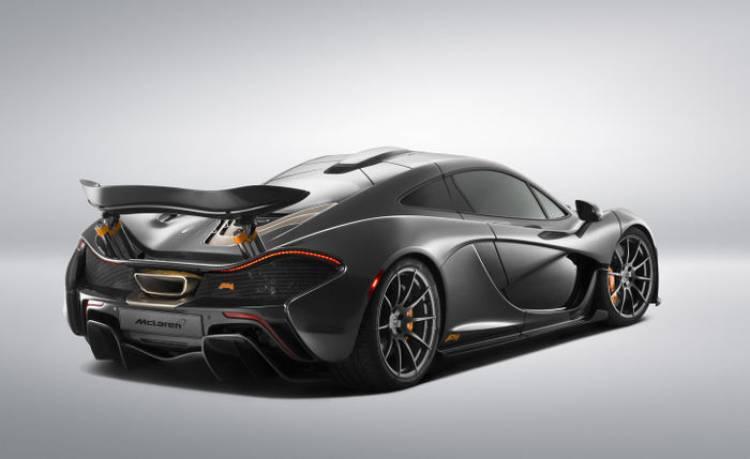 McLaren Special Operation en Pebble Beach: nuevos acabados para el P1 y el 650S Spider