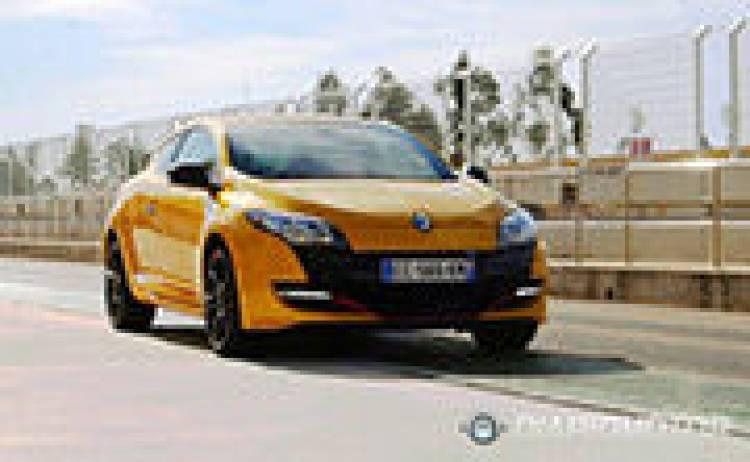 Renault Megane RS RB7