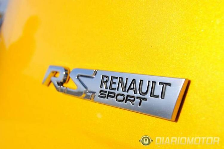 Gama Renault Mégane 2012: Mégane RS