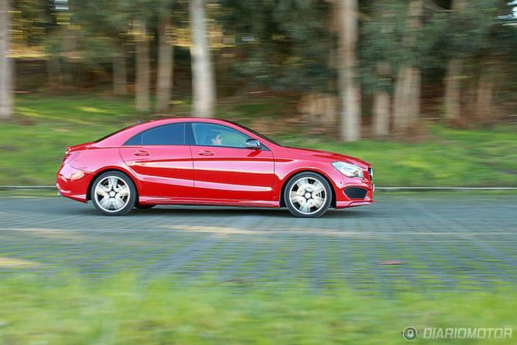 Mercedes CLA 220 CDI