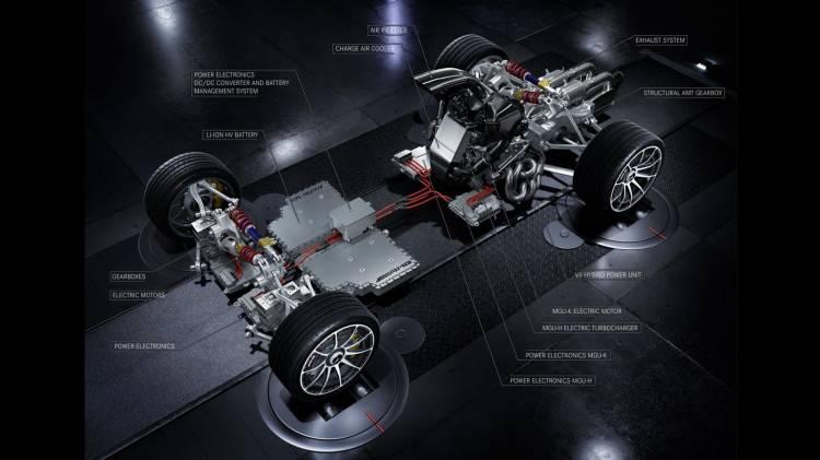 Mercedes-AMG Project One-tren de potencia_2