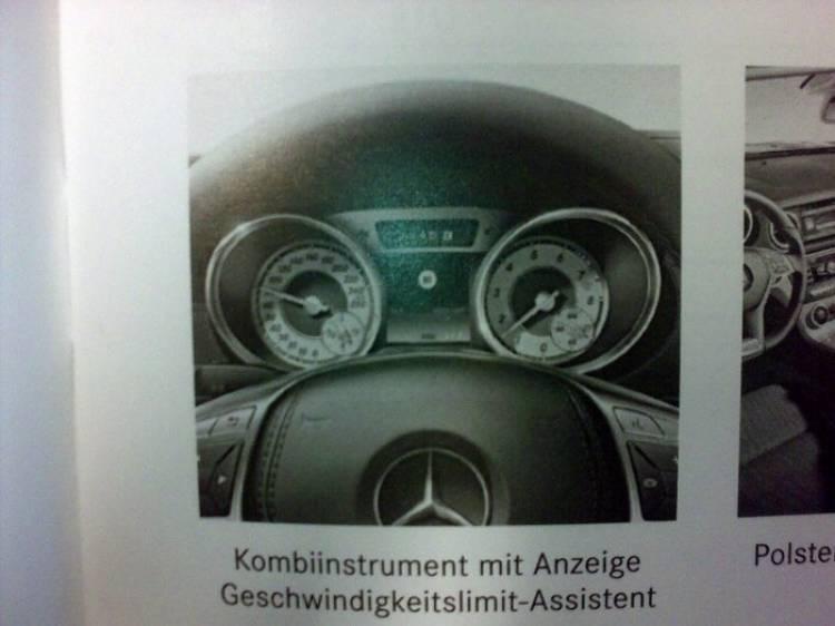 Filtrado el próximo Mercedes SL