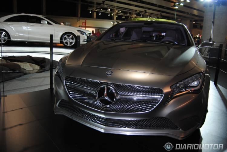Mercedes Clase A Concept 1