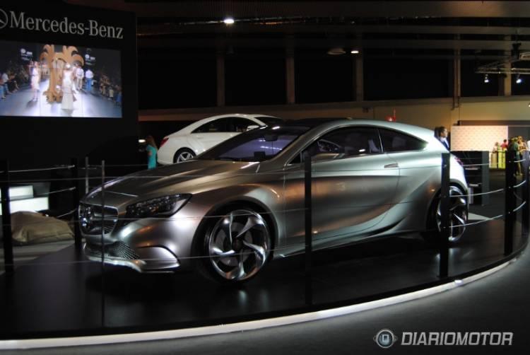 Mercedes Clase A concept 2
