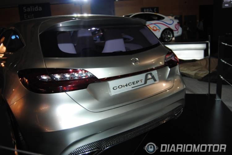 Mercedes Clase A concept 3