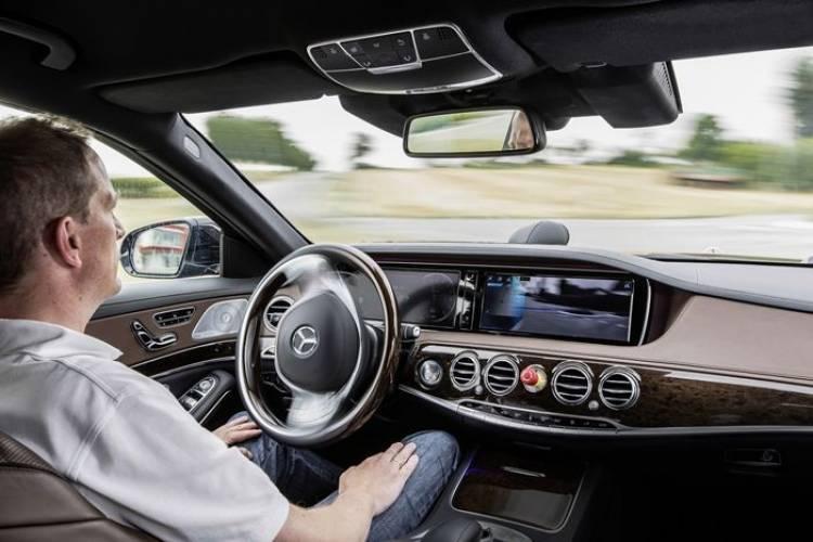 Mercedes Clase S Intelligent Drive