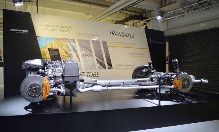 Mercedes-AMG GT: la nueva visión de AMG