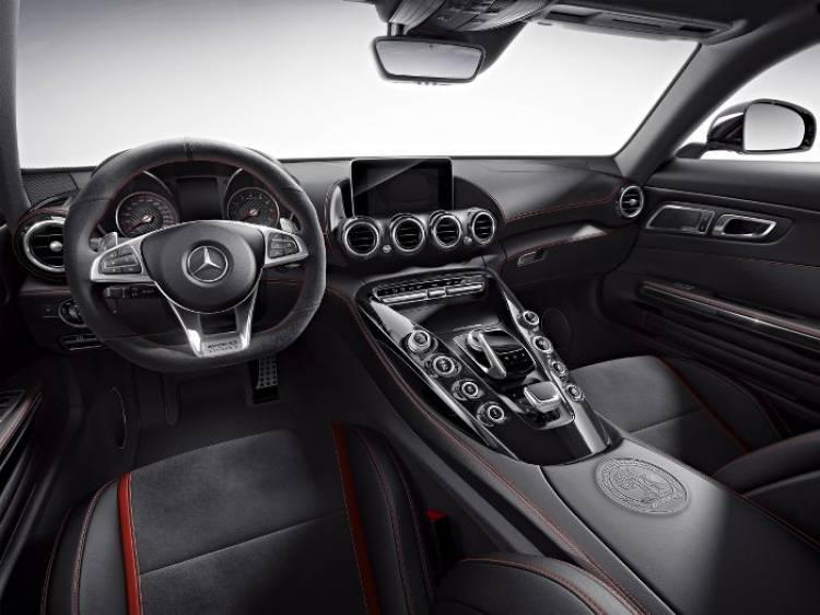 Mercedes-AMG GT Edition 1, en España desde 181.700 euros